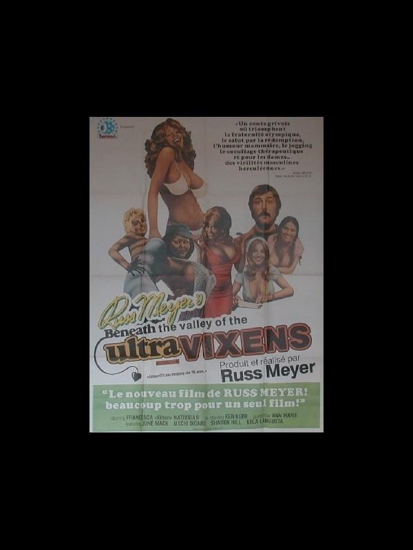 Affiche du film ULTRA VIXENS