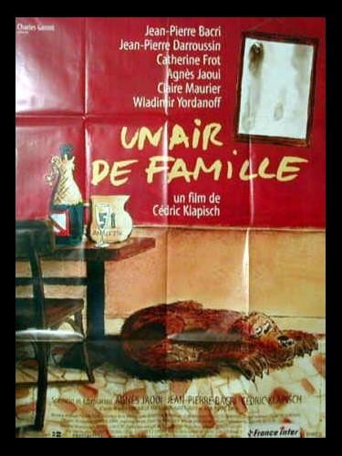 Affiche du film UN AIR DE FAMILLE