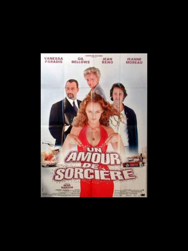 Affiche du film UN AMOUR DE SORCIERE
