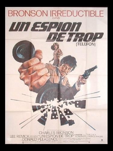 Affiche du film UN ESPION DE TROP