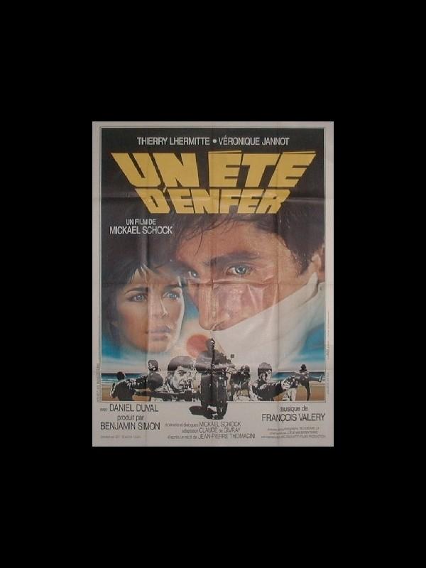 Affiche du film UN ETE D'ENFER