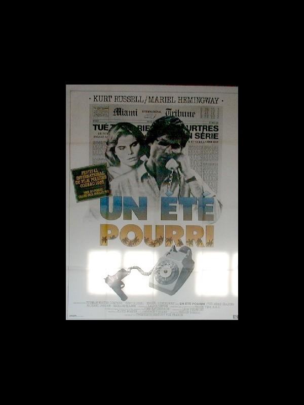 Affiche du film UN ETE POURRI