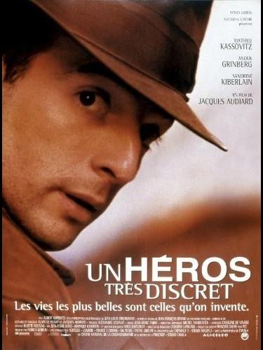 Affiche du film UN HEROS TRES DISCRET