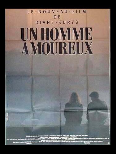 Affiche du film UN HOMME AMOUREUX