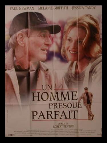 Affiche du film UN HOMME PRESQUE PARFAIT - NOBODY'S FOOL