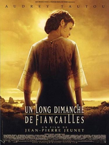 Affiche du film UN LONG DIMANCHE DE FIANCAILLES