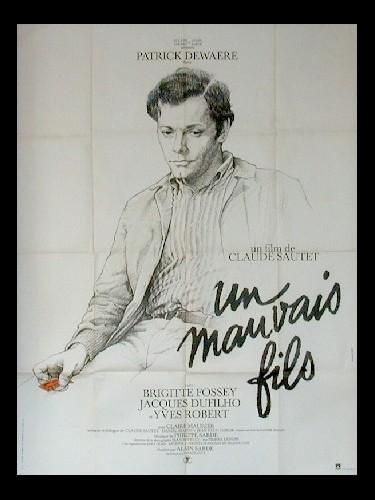 Affiche du film UN MAUVAIS FILS