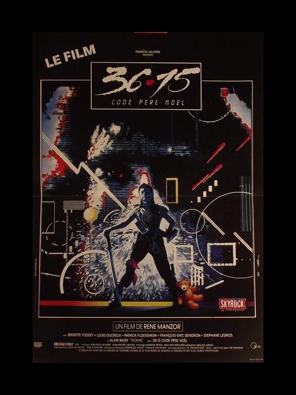 Affiche du film 36 15 PÈRE NOEL