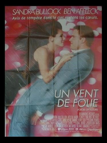 Affiche du film UN VENT DE FOLIE