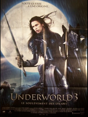 Affiche du film UNDERWORLD 3