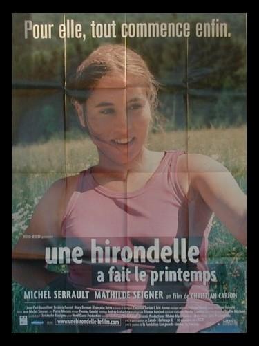 Affiche du film UNE HIRONDELLE A FAIT LE PRINTEMPS