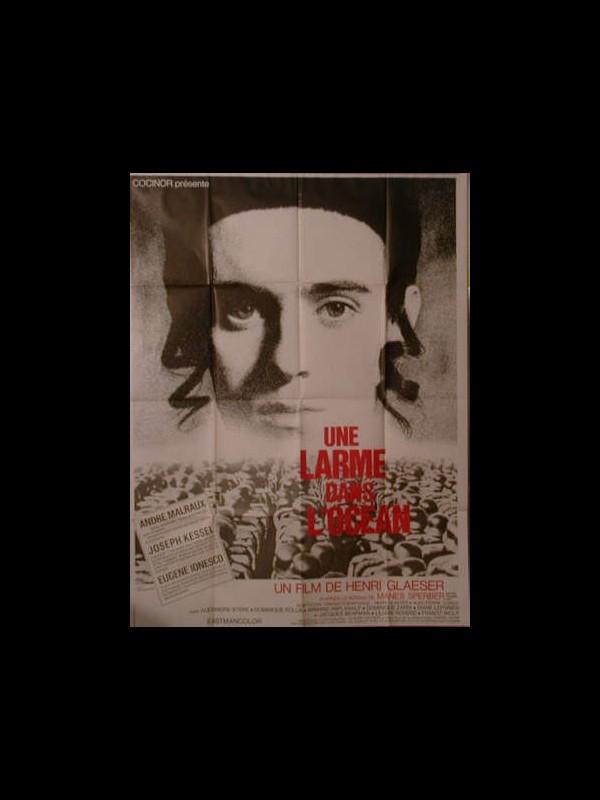 Affiche du film UNE LARME DANS L'OCEAN