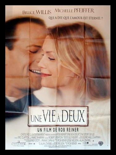 Affiche du film UNE VIE A DEUX - HE STORY OF US