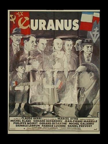 Affiche du film URANUS