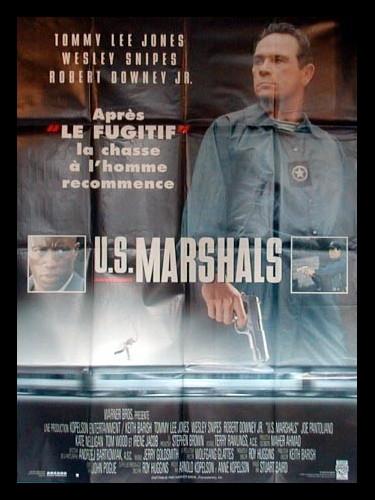 Affiche du film US MARSHALS