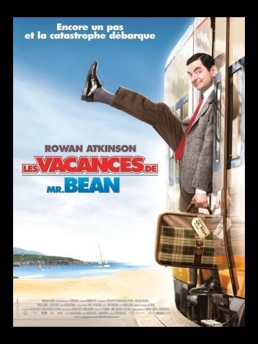 Affiche du film VACANCES DE MISTER BEAN (LES) - MR BEAN'S HOLIDAY