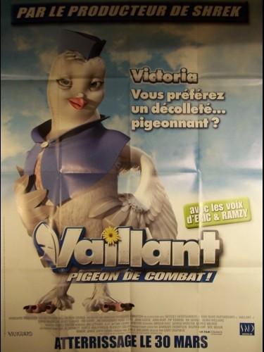 Affiche du film VAILLANT PIGEON DE COMBAT (PREVENTIVE)