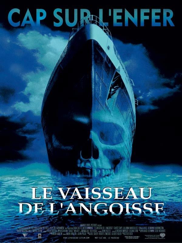 Affiche du film VAISSEAU DE L'ANGOISSE (LE) - GHOST SHIP