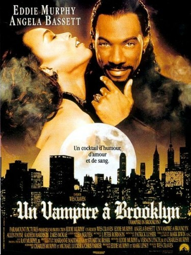 Affiche du film VAMPIRE A BROOKLYN (UN) - VAMPIRE IN BROOKLYN