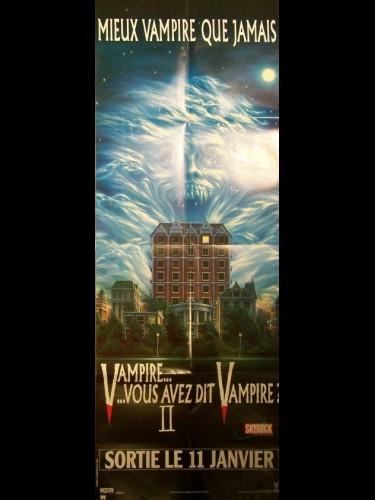 Affiche du film VAMPIRE…VOUS AVEZ DIT VAMPIRE 2 (B) - FRIGHT NIGHT PART 2