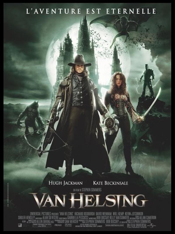 Affiche du film VAN HELSING - VAN HELSING