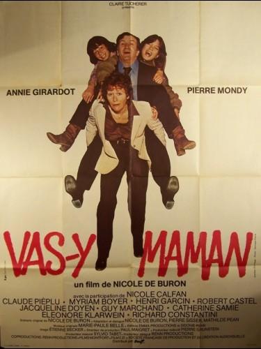Affiche du film VAS Y MAMAN