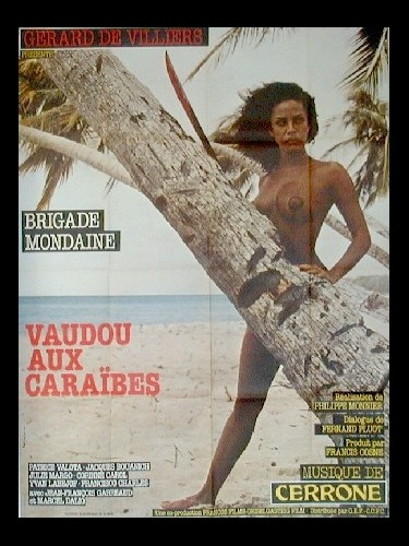 Affiche du film VAUDOU AUX CARAIBES