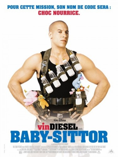 Affiche du film BABY-SITTOR - THE PACIFIER