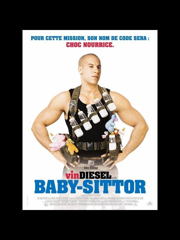 Affiche du film BABY-SITTOR - THE PACIFIER