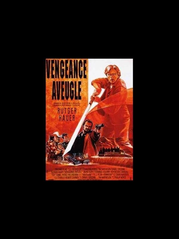 Affiche du film VENGEANCE AVEUGLE - BLIND FURY