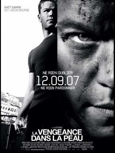 VENGEANCE DANS LA PEAU (LA) - THE BOURNE ULTIMATUM