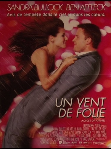 Affiche du film VENT DE FOLIE (UN) - FORCES OF NATURE