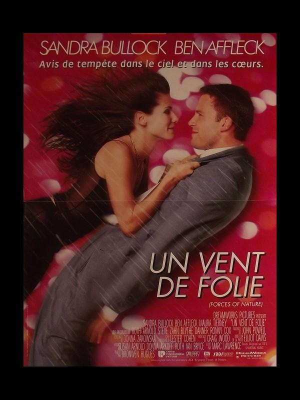 Affiche du film VENT DE FOLIE (UN) - FORCES OF NATURE