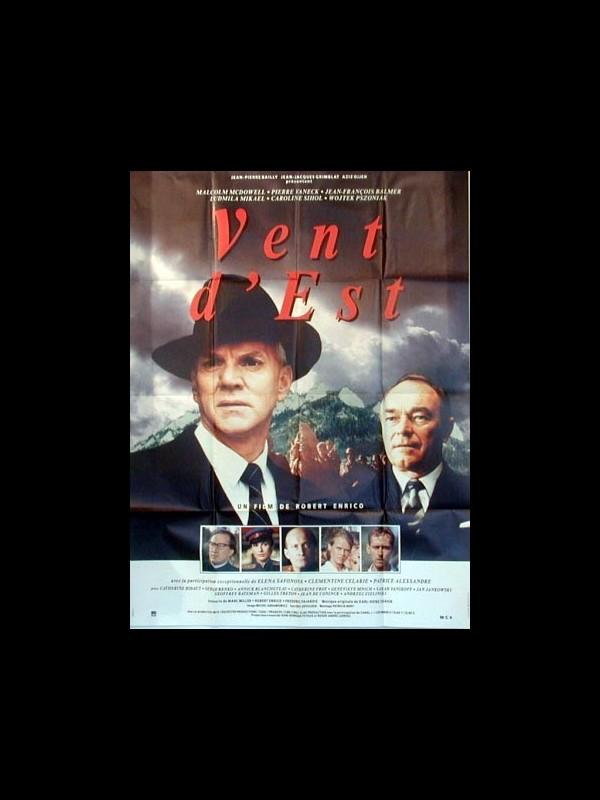 Affiche du film VENT D'EST