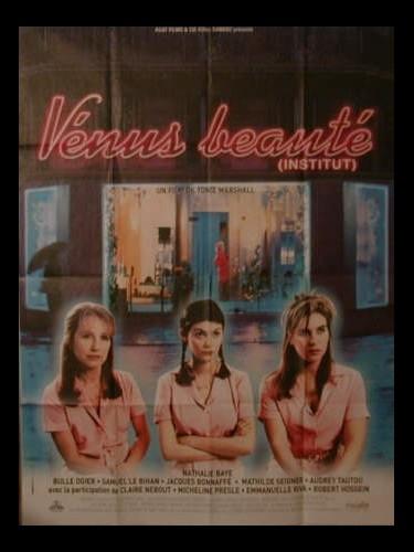 Affiche du film VENUS BEAUTE INSTITUT