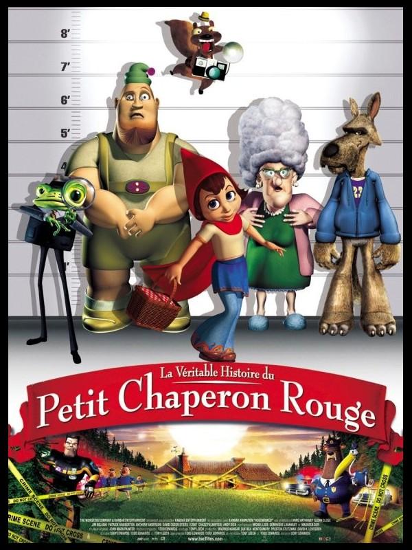 Affiche du film VÉRITABLE HISTOIRE DU PETIT CHAPERON ROUGE (LA) - HOODWINKED