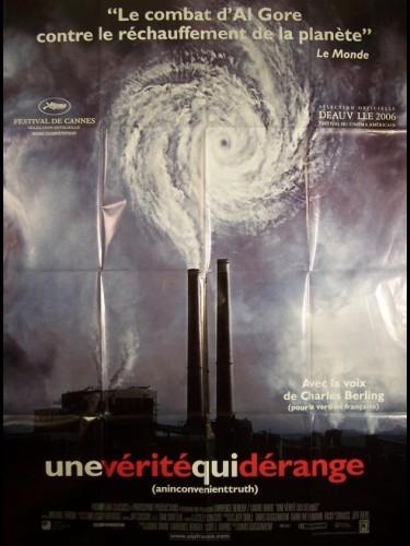 Affiche du film VERITE QUI DERANGE (UNE)
