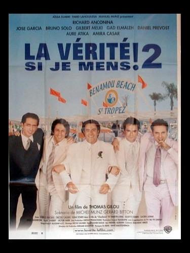 Affiche du film VERITE SI JE MENS ! 2 (LA)