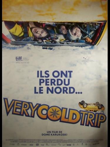 Affiche du film VERY COLD TRIP - NAPAPIIRIN SANKARIT