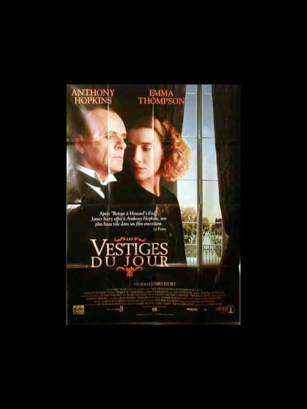 Affiche du film VESTIGES DU JOUR (LES) - THE REMAINS OF THE DAY