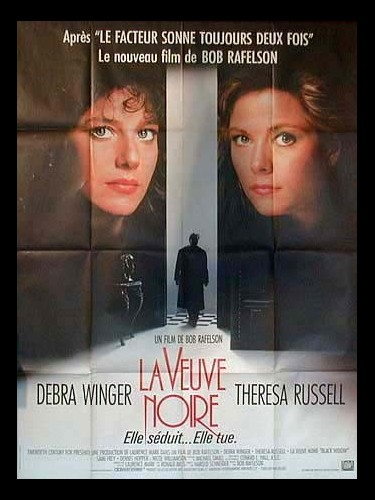 Affiche du film VEUVE NOIRE (LA) - BLACK WIDOW