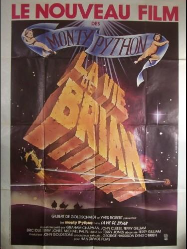 Affiche du film VIE DE BRIAN (LA) - LIFE OF BRIAN