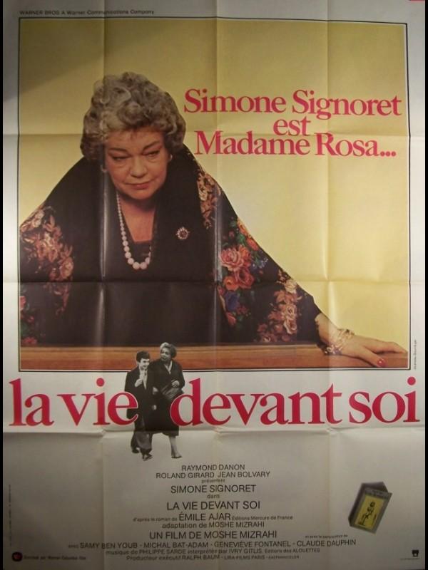 Affiche du film VIE DEVANT SOI (LA)