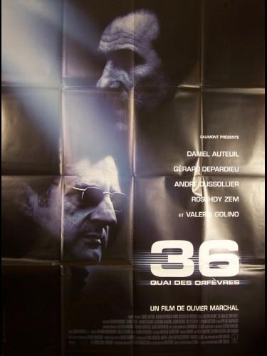 Affiche du film 36 QUAI DES ORFEVRES