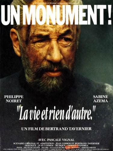 Affiche du film VIE ET RIEN D'AUTRE (LA)