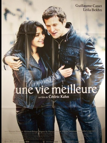 Affiche du film VIE MEILLEURE (UNE) - A BETTER LIFE