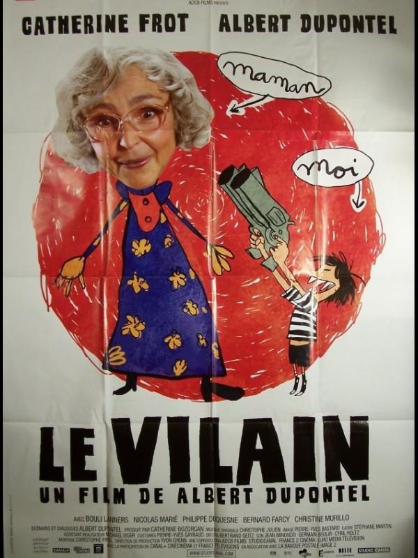Affiche du film VILAIN (LE)