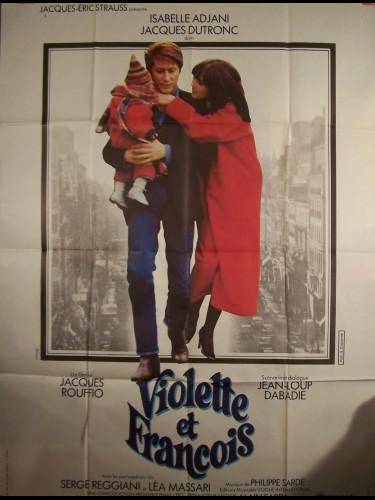 Affiche du film VIOLETTE ET FRANCOIS