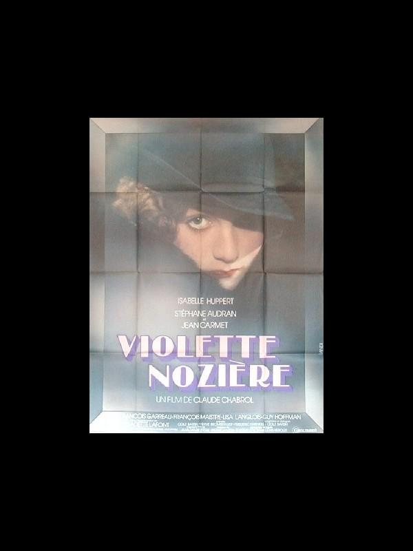 Affiche du film VIOLETTE NOZIERE