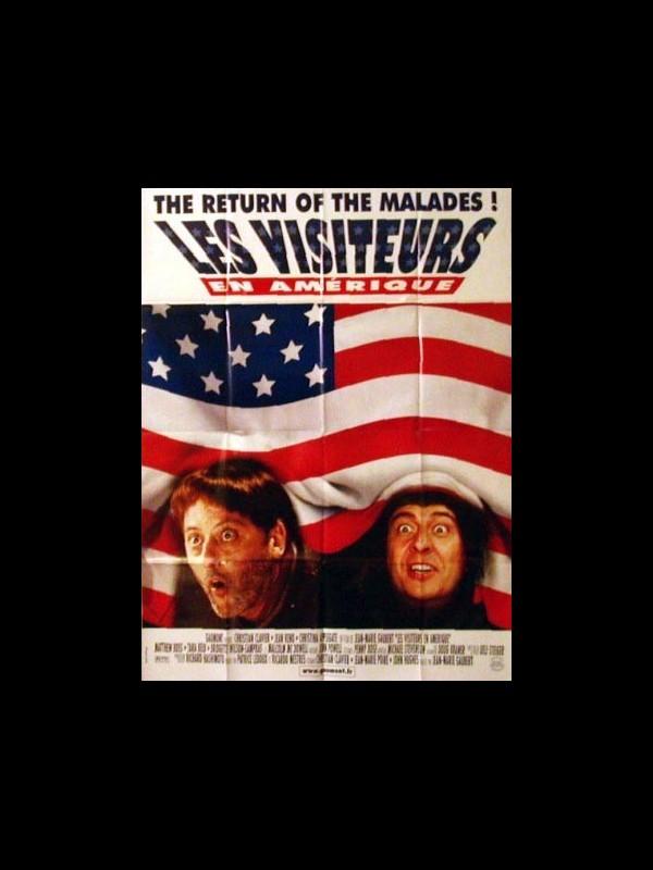 Affiche du film VISITEURS EN AMERIQUE (LES)